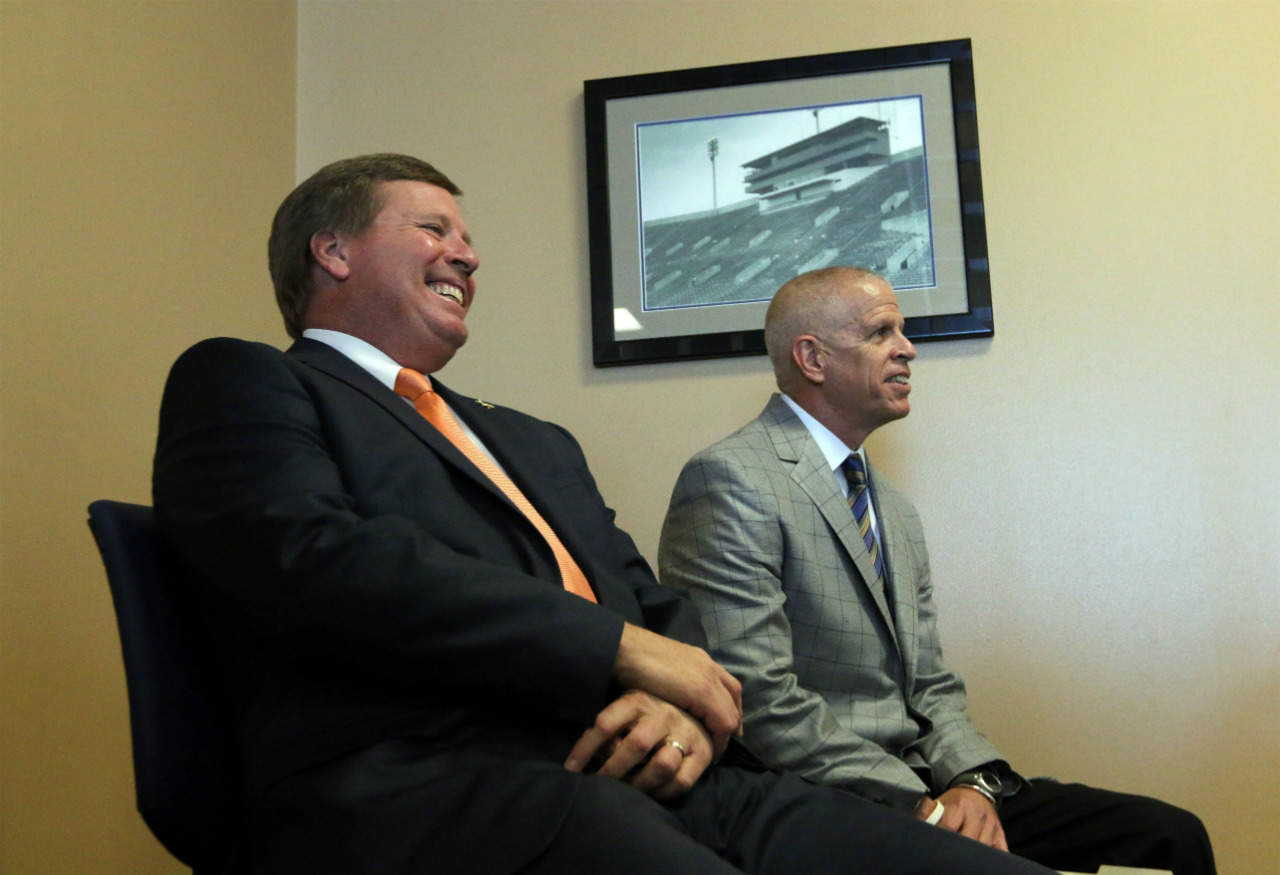 McElwain's quarterback confident Florida Gators got the right coach
