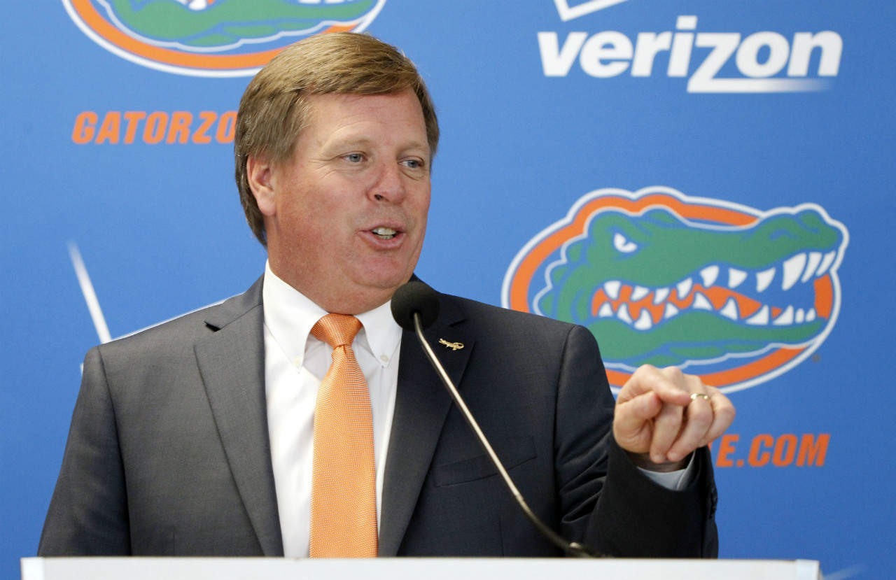 Florida Gators hire Doug Nussmeier as OC