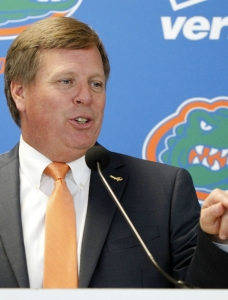McElwain wants Davis to be a Florida Gator