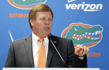 McElwain wants Davis to be a Florida Gator