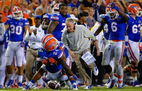 Florida Gators go bowling in Birmingham