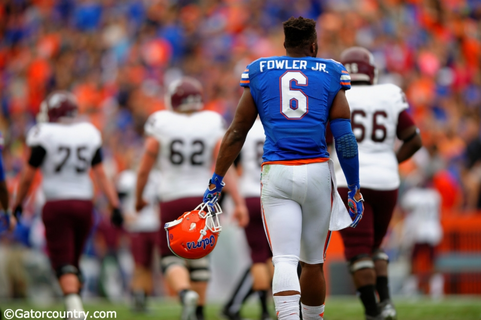 Dante Fowler Jr., Gainesville, Florida, Ben Hill Griffin Stadium