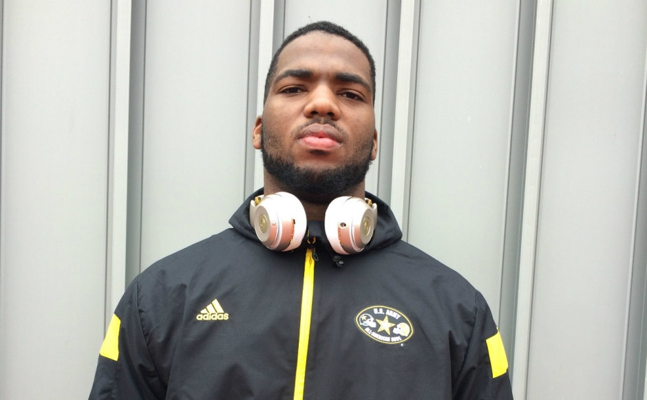 Florida Gators offensive lineman Martez Ivey at the Army All-American game- 1280x793- Florida Gators Football