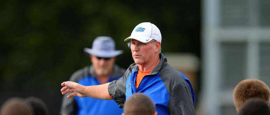The Florida Gators help their chances with Douglas