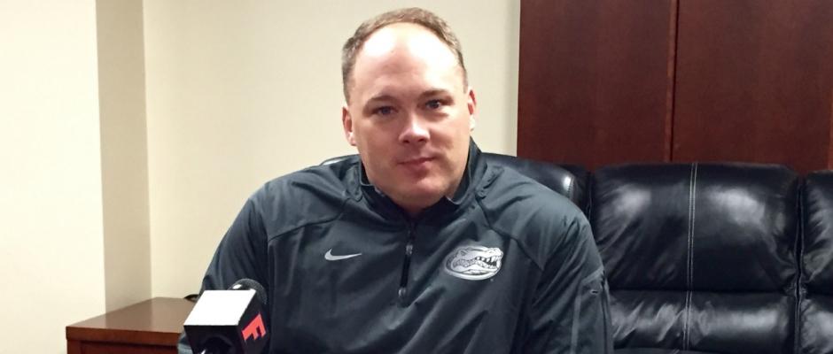 McDoom calls the Florida Gators his leader