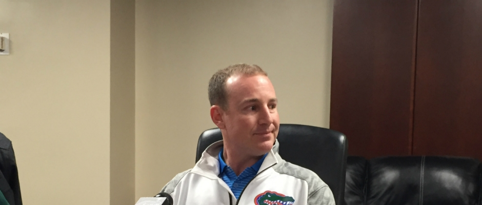 Florida catches Mullen's attention on Saturday