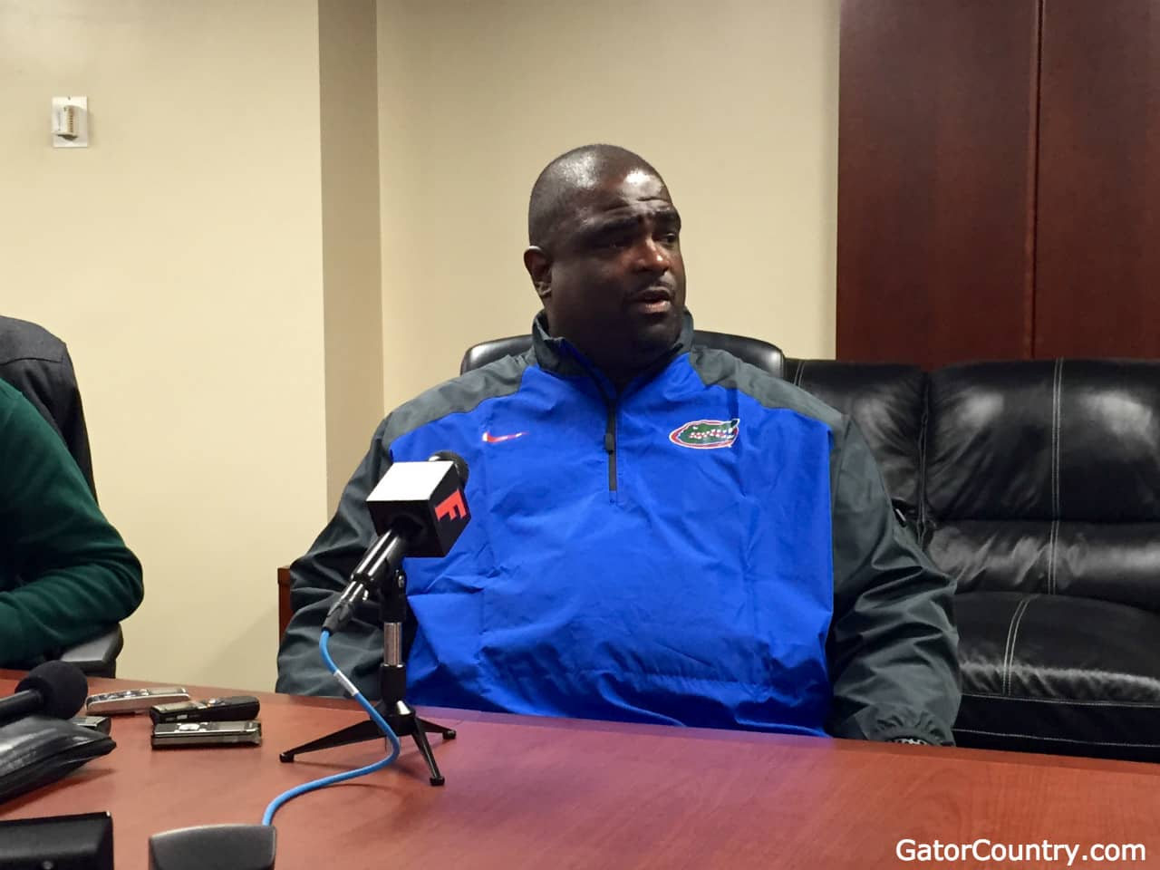 The Florida Gators offer Ancrum on Monday