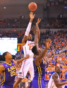 Florida Gators prepare for tough LSU lineup