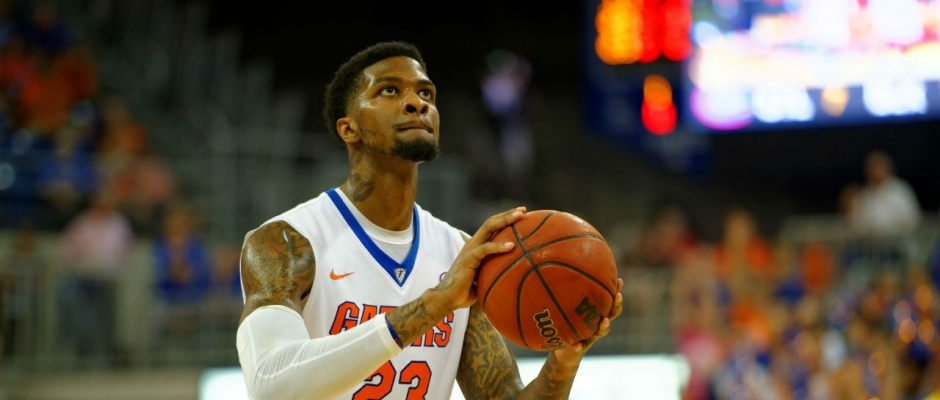 Florida Gators Chris Walker putting expectations aside