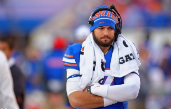 Gators have to move forward without Will Grier