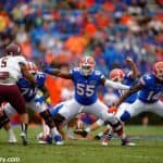 Rod Johnson, Ben Hill Griffin Stadium, Gainesville, Florida