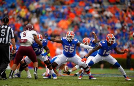 Florida Gators will build around Sharpe & Johnson