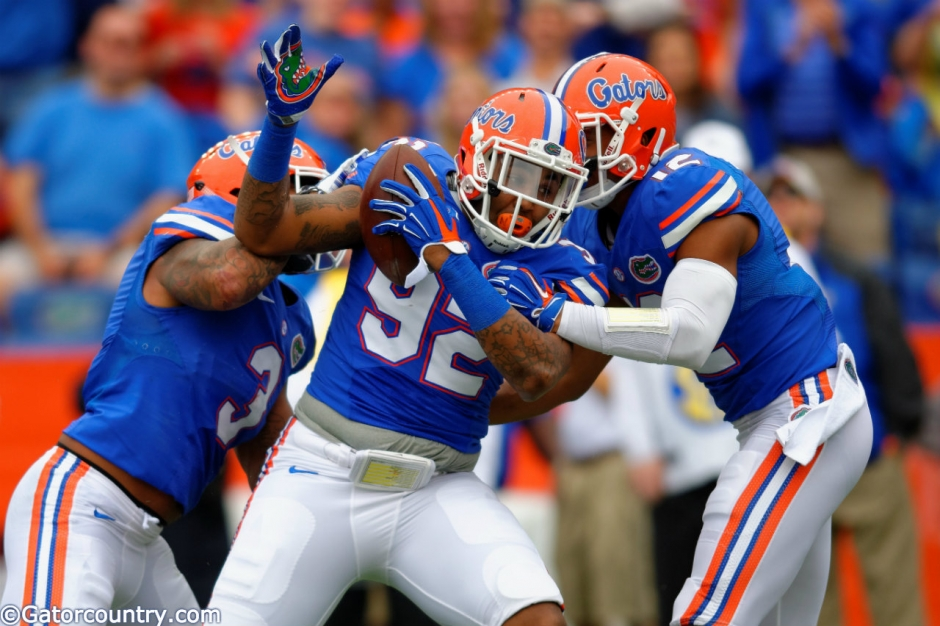 Gerald Willis III, Ben Hill Griffin Stadium, Gainesville, Florida