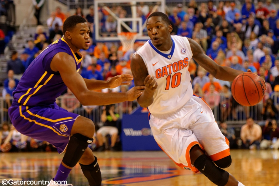 Dorian Finney-Smith, Gainesville, Florida