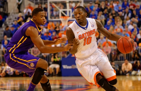 Florida Gators Basketball Prepares for LSU and Ben Simmons