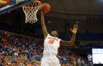 Florida Gators Basketball Defeats LSU Tigers