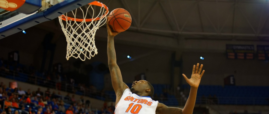 Florida Gators out-shoot Ole Miss to a 77-72 win