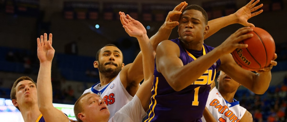 LSU Hands Gators 79-61 Home Loss