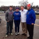 Head Coach Jim McElwain Visits with Gators Fans Prior to Birmingham Bowl/Kassidy Hill