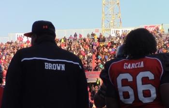 Former Florida Gators Garcia & Brown Moving Forward