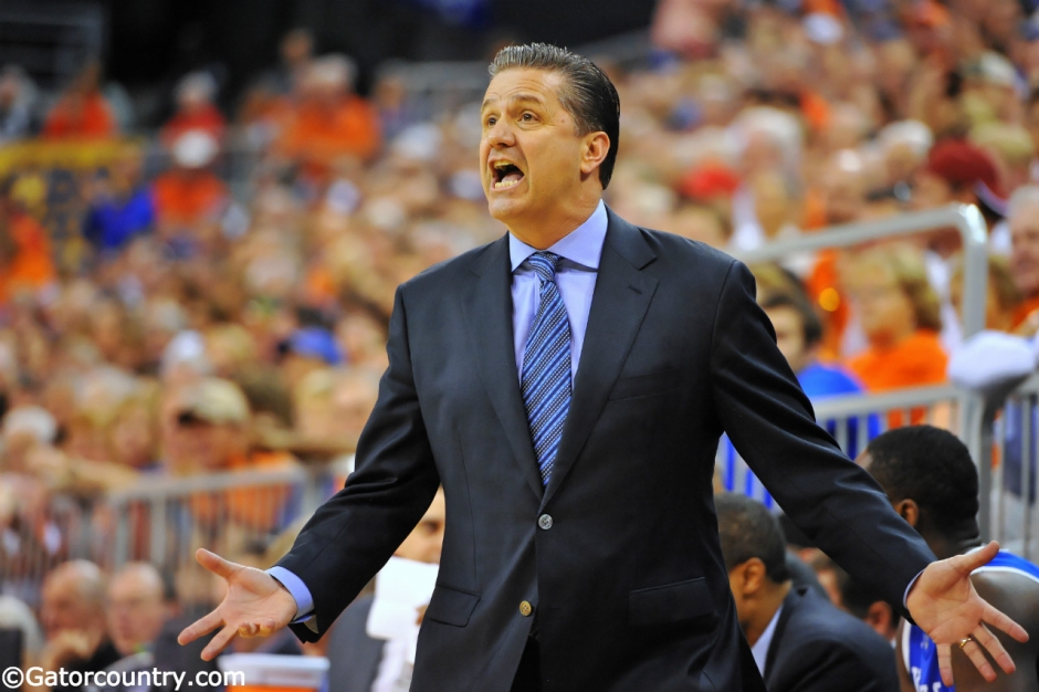 John Calipari, Gainesville, Florida