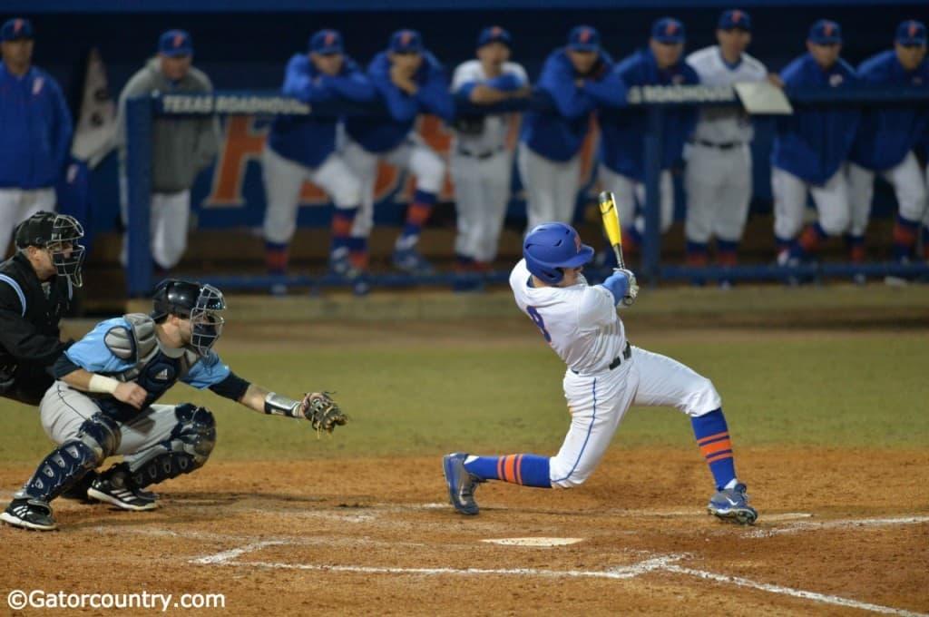 Harrison Bader, McKethan Stadium, Gainesville, Florida
