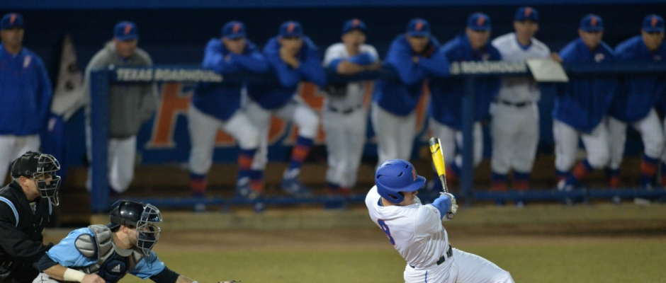 Florida Gators Baseball Routs Rhode Island 22-3