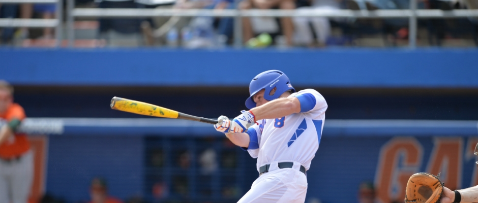 Florida Gators take series over Miami