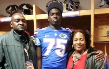 Ancrum is #13 for the Florida Gators