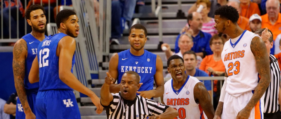 Florida Gators Prepare for Kentucky; Frazier Possible