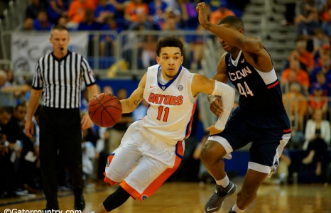 Gators look to get back on track against Ole Miss