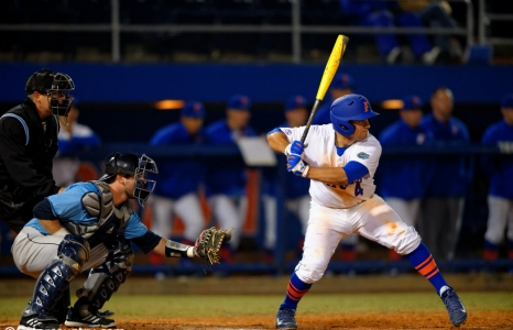Freshmen lead the way behind the plate