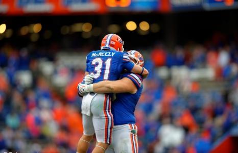 Florida Gators honored on SEC Honor Roll