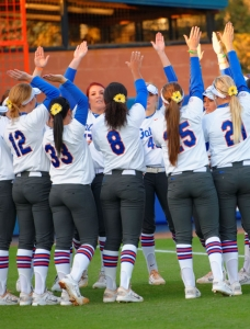 Gators go back-to-back in softball