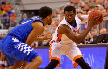 Video: Eli Carter on Florida Gators Team Effort