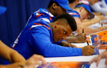 Florida Gators redshirt report: Khairi Clark