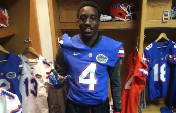 Gators move up for Ohio State commit