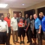 Chauncey Gardner commits to the Florida Gators/Courtesy of Gardner