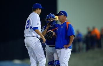 Pitching falters as Florida Gators fall to FSU