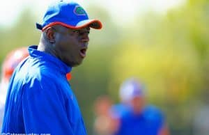 Chris Rumph, University of Florida, Florida Gators, Gainesville, Florida