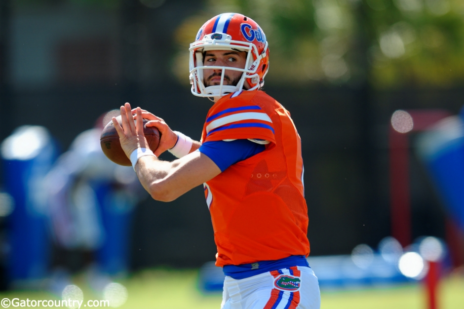 Will Grier, University of Florida, Florida Gators, Gainesville, Florida