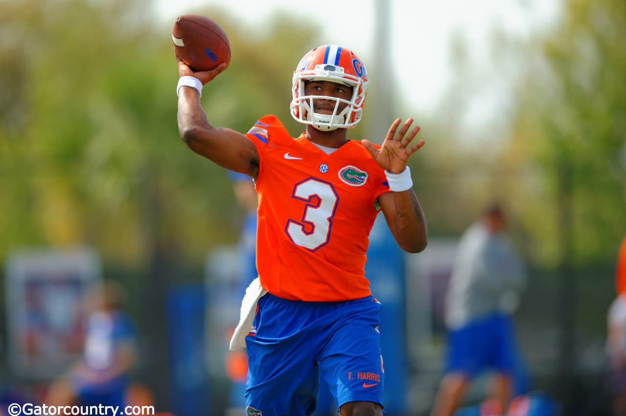 Treon Harris, University of Florida, Gainesville, Florida