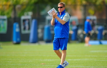 Florida Gators exceed expectations for Kelly