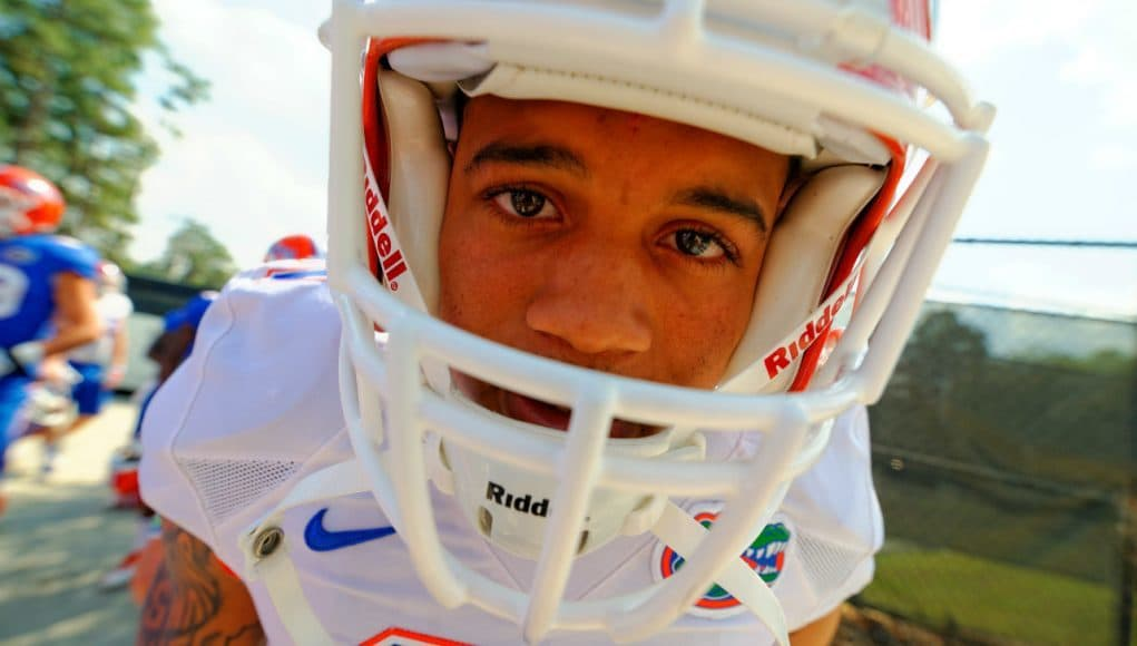 Jalen Tabor, University of Florida, Gainesville, Florida