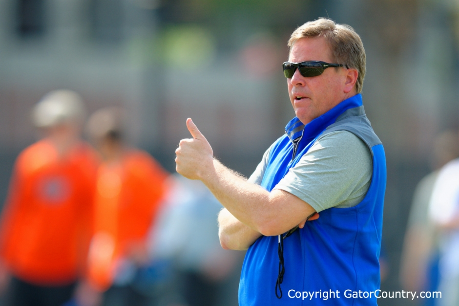 Jim McElwain , Ben Hill Griffin Stadium, Gainesville, Florida, University of Florida