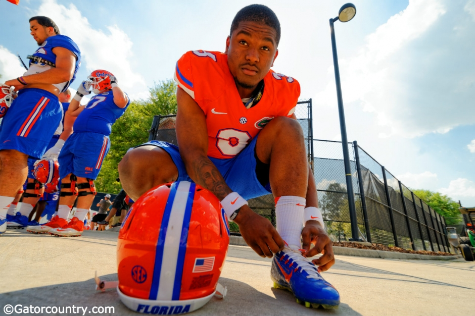 Treon Harris, Florida Gators football, University of Florida, Gainesville, Florida