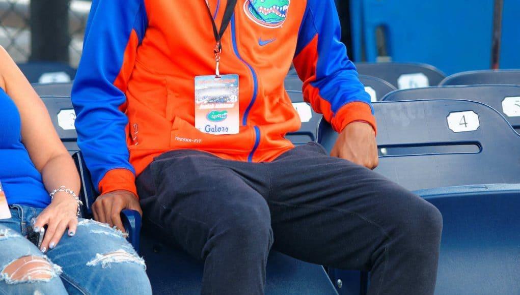 Florida Gators recruiting commit Isaiah Johnson