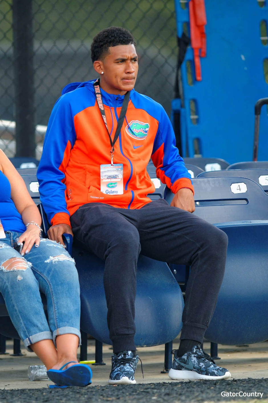 Florida Gators recruiting commit Isaiah Johnson