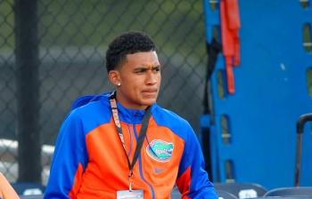 Isaiah Johnson joins the Florida Gators recruiting podcast