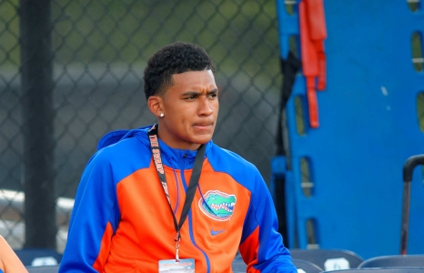 Isaiah Johnson joins the Florida Gators recruiting podcast